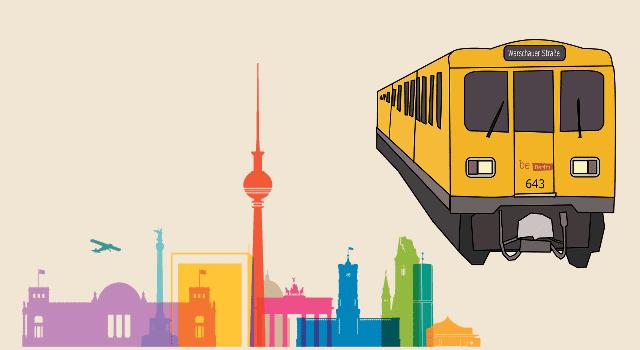 وحدة قياس سرعة القطار