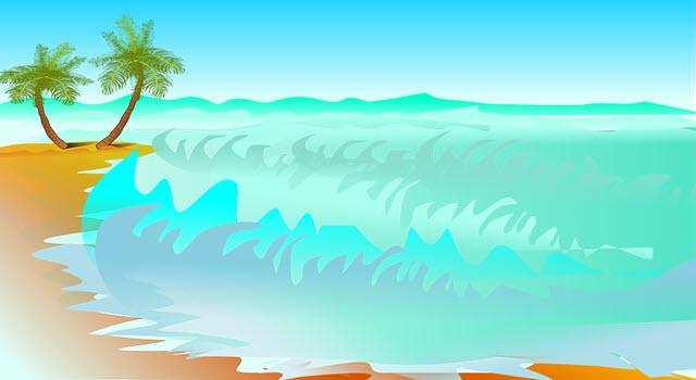 متى يحدث المد والجزر